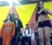 Sexy Egyptian arab dancing