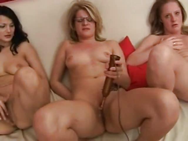Spanische Sexparty