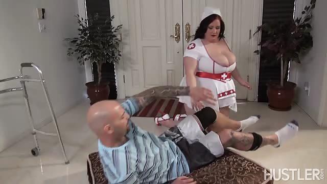 Krankenschwester Bumsen