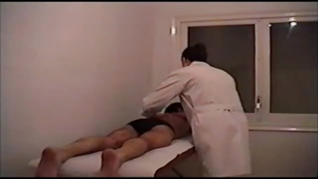 Woman Happy Ending Massage