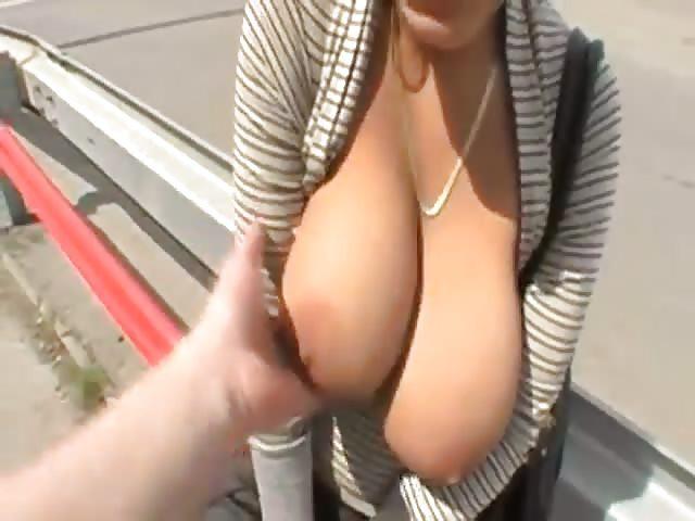 Big Natural Tits Amateur Ebony
