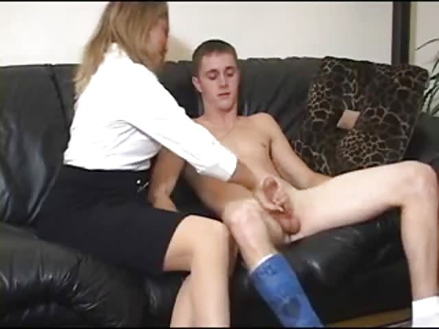 Mother Son Anal Creampie