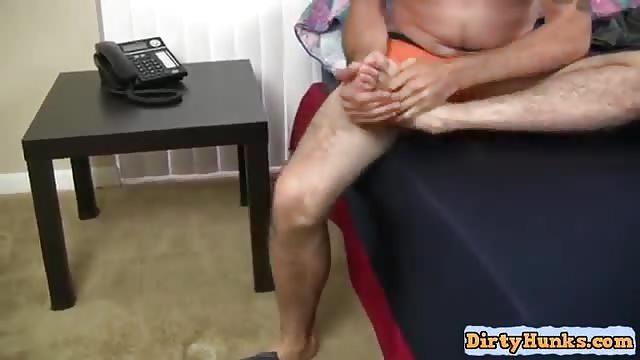 18 Asian First Big Cock