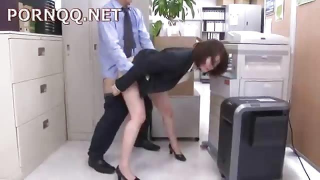 Quickie Im Büro