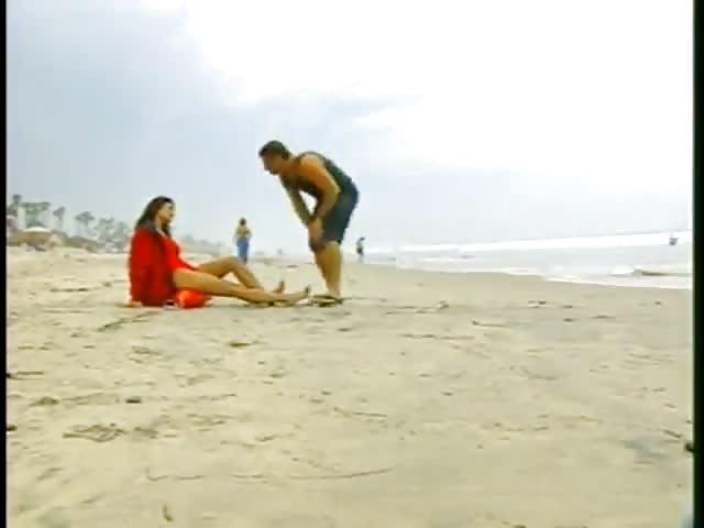 Heisser Sex Am Strand