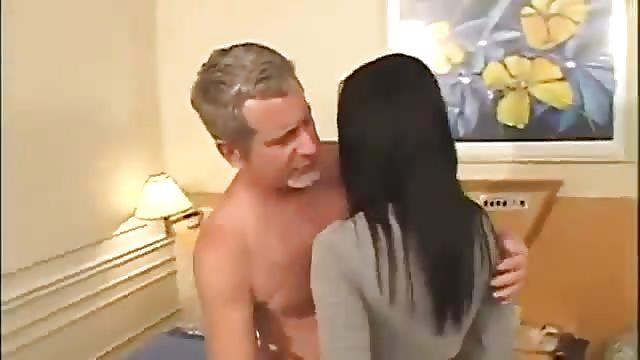 Sexy Ebony Teen Fucked Hard