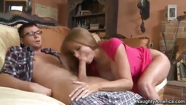 Almost Caught Fucking Step Mom