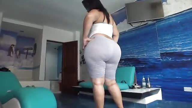 Big Ass Backshots Latina