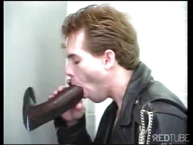 Black Slut Old White Cock